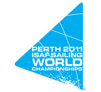 Perth 2011 ISAF Sailing World Championships logo