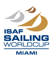 ISAF Sailing World Cup Miami logo