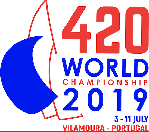 420 World Championships logo