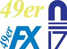 2019 49er, 49erFX, and Nacra 17 World Championship logo