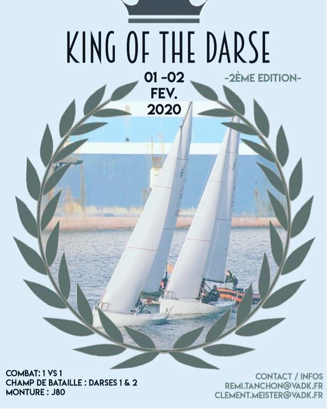 King of the Darse #2 logo