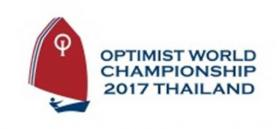 Optimist World Championship logo